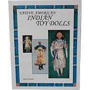 Book Native American Indian Toy Dolls by Katie Newton