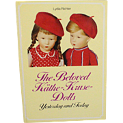 Book The Beloved Kathe Kruse Dolls Yesterday and Today by Lydia Richter - Red Tag Sale Item