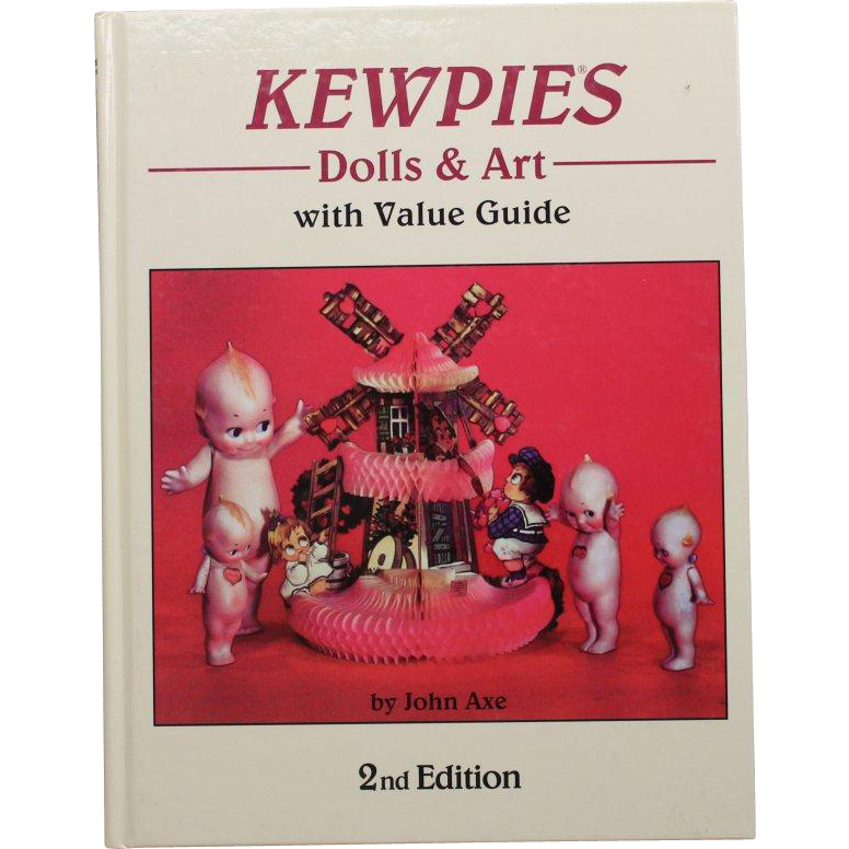 Book:  Kewpies Dolls & Art with Value Guide