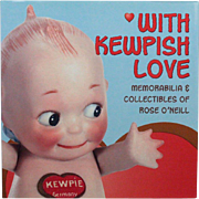 Book With Kewpish Love Rose O'Neill Collectibles by Florence Theriault