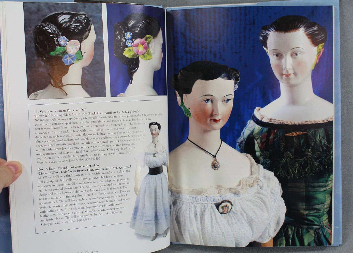 Lady Dolls of the 19th Century Florence Theriault (Hardcover, 2002)