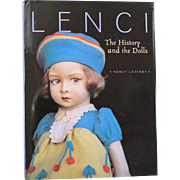 Book Lenci The History and the Dolls by Nancy Lazenby