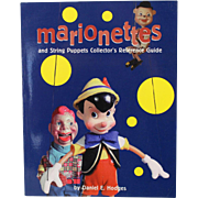 Book Marionettes and String Puppets Collector's Reference Guide