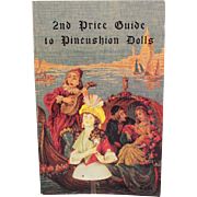 Book 2nd Price Guide to Pincushion Dolls by Susan Endo