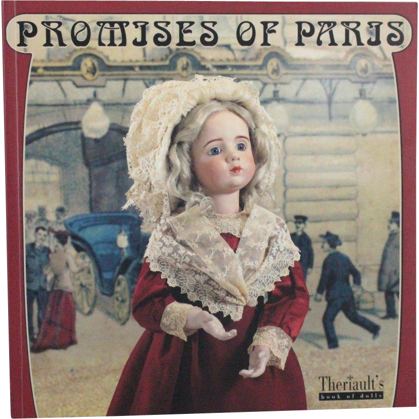 Book Promises of Paris by Florence Theriault