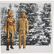 Quiet Footsteps Catalogued Auction of Rare  and Collectible Dolls by Theriaults