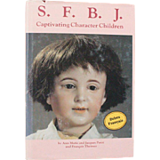 Book S. F. B. J.  Captivating Character Children by Francois Theimer
