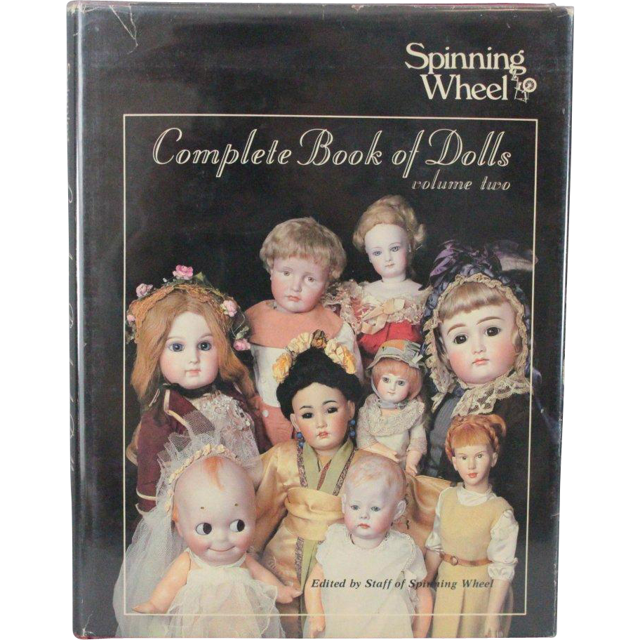 Book Spinning Wheel Complete Book of Dolls Volume Two