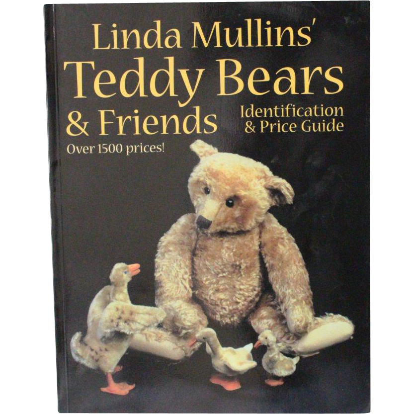 Book Teddy Bears and Friends Identification and Price Guide