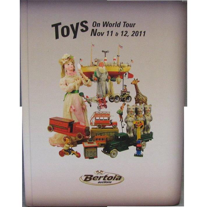 Doll Auction Catalog Toys on World Tour