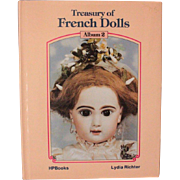 Book Treasury of French Dolls Album 2 by Lydia Richter