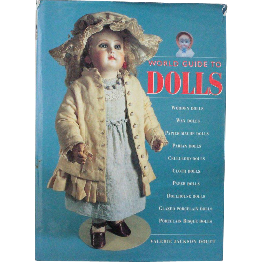 Book World Guide to Dolls by Valerie Jackson Douet