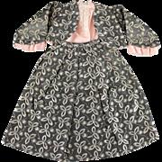 Vintage Doll Dress Three Pieces Medium Size