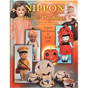 Book: Nippon Dolls & Playthings Identification and Values