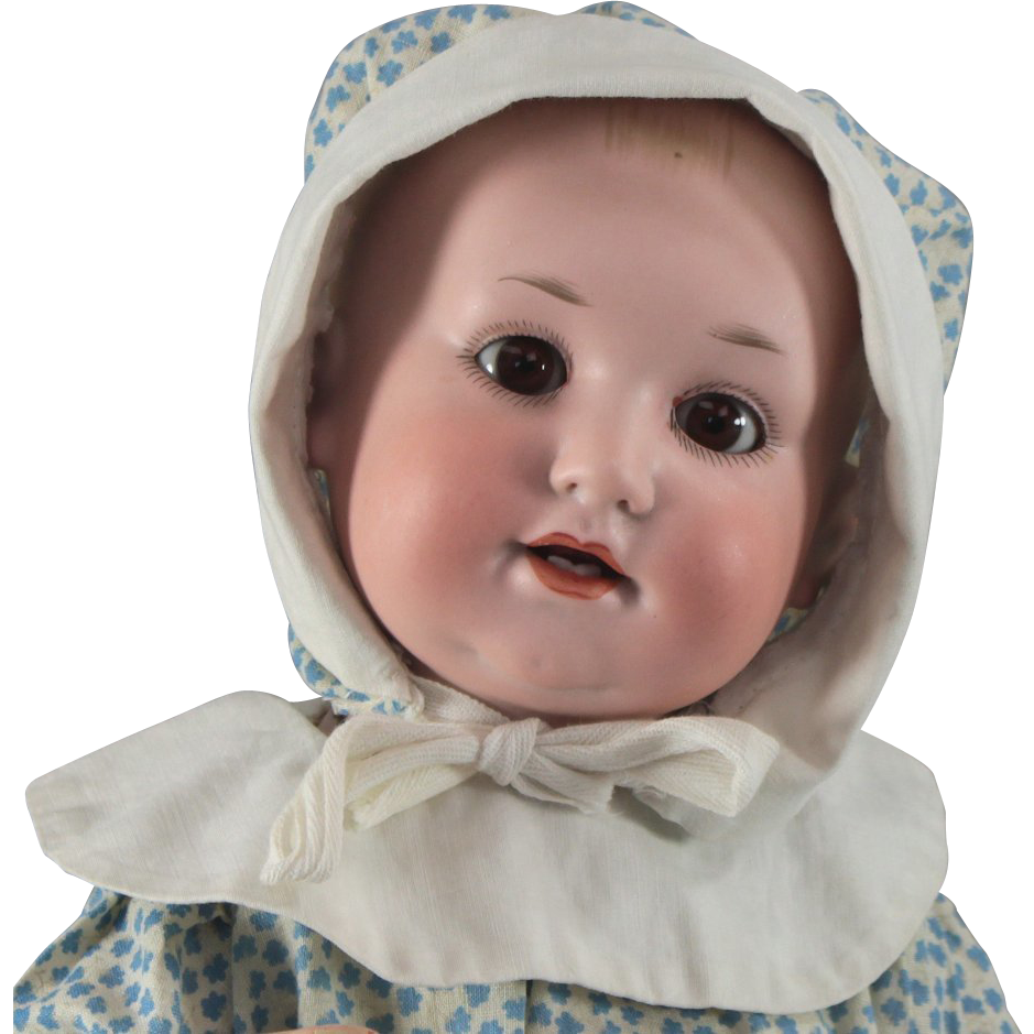 German Character Doll Seldom Seen Mold Adorable Final Pricing