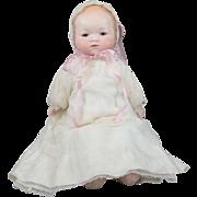 Kiddie Joy German Bisque Baby Doll Marked 341