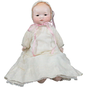 Kiddie Joy German Bisque Baby Doll Marked 341