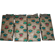 4 Vintage Unused Cabbage Patch Diapers