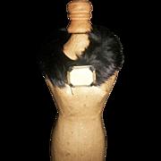 Early Fashion Doll Fur Collar