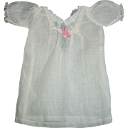Nice Early Doll Chemise
