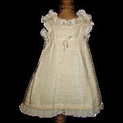 Fabulous Antique Fashion Chemise / Petticoat