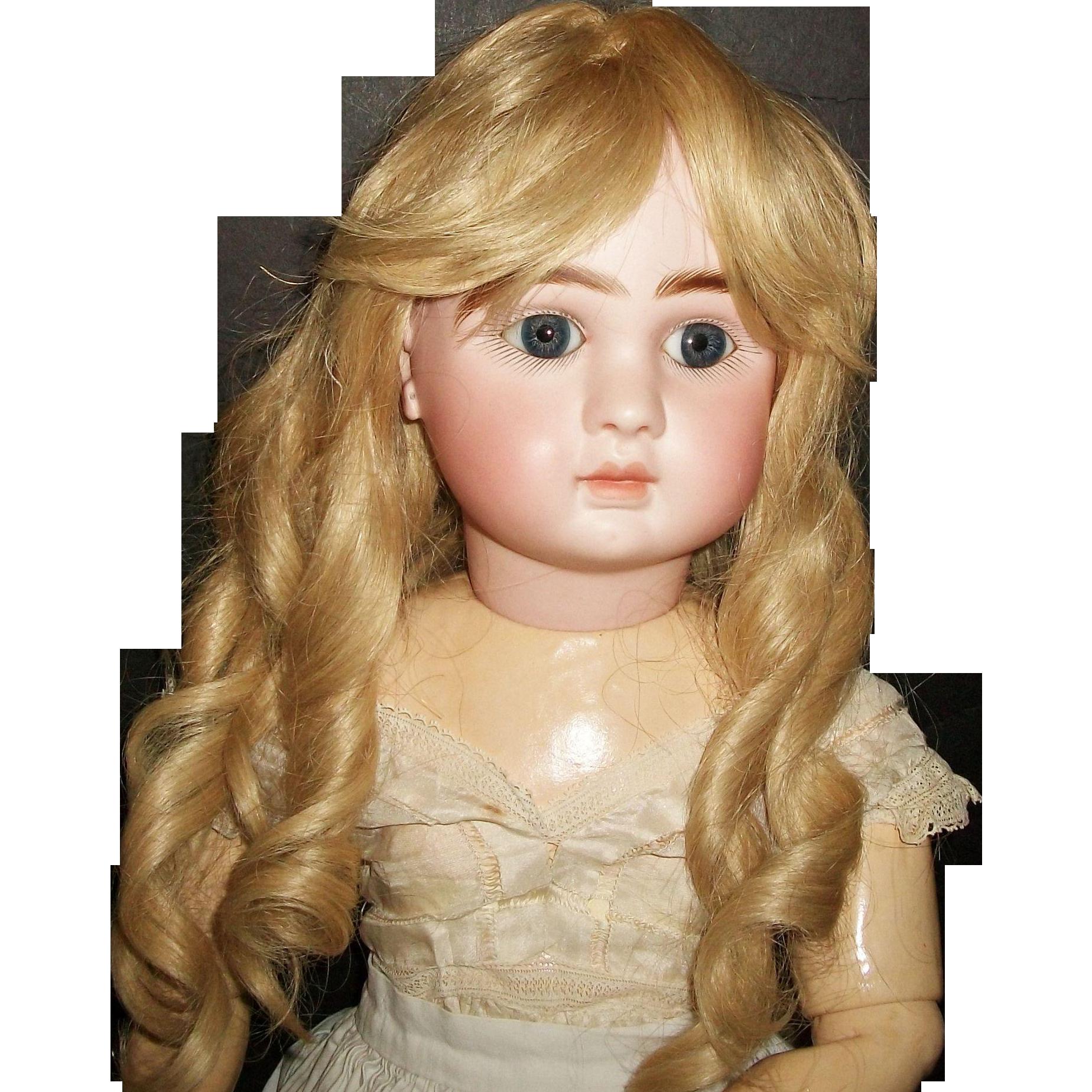 Doll Hair Human Wig 63