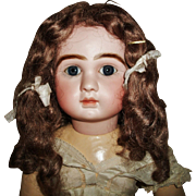 Nice Early Vintage Doll Wig