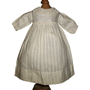 Sweet Early Doll Dress, Cloth, Rag