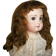 Vintage Mohair Doll Wig