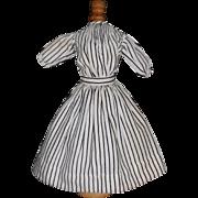 Wonderful Early Doll dress, China
