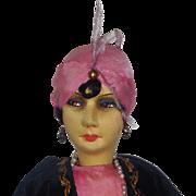 Wonderful Vintage Boudoir Doll, Fortune Teller