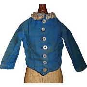 Antique Jacket for a French Fashion Doll