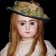 Beautiful Antique Ca 1870s-80s Hat