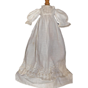 Lovely Antique Doll Gown