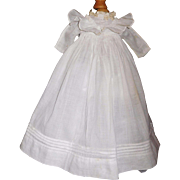 Sweet Antique Doll Dress