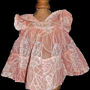 Sweet Vintage Organdy Doll Dress