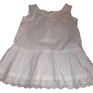 Nice Petticoat for a Large Doll