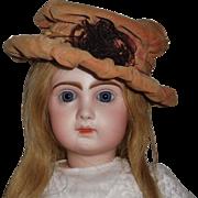 Nice Antique Velvet Doll Hat