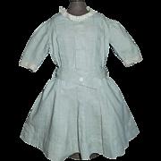 Wonderful Antique Doll Dress