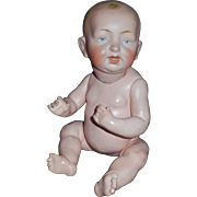 """Sweet 10"""" Antique Baby Doll for you to Dress, Fabulous Body"""