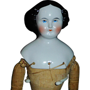 """Nice 16"""" Antique  China for you to Dress"""