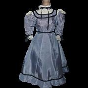 Lovely Vintage Doll Dress, China, Lady