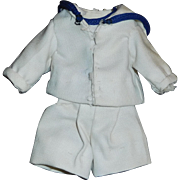 Cute Small Sailor Suit, Needs TLC
