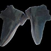 Fabulous Pair of Antique Ca1860 Child's Shoes