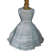 Lovely Early Vintage Fashion / Lady Doll Petticoat