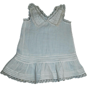 Pretty Antique Doll Chemise for your French Bebe