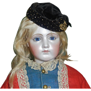 Nice Antique French Fashion Doll Hat