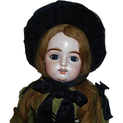 Wonderful Antique Hat for a Large Doll