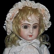 Lovely Vintage Pink Doll Bonnet