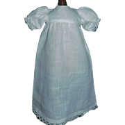 Sweet Small Doll Dress / Gown